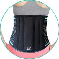 Orthopedic Products Belts Braces Rehabilitation Support equipments in manufacturers exporters in India