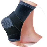 Foot & Ankle Support Belts Braces in manufacturers exporters in India
