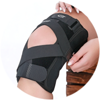 Orthopedic Knee Braces & Belts in manufacturers exporters in India